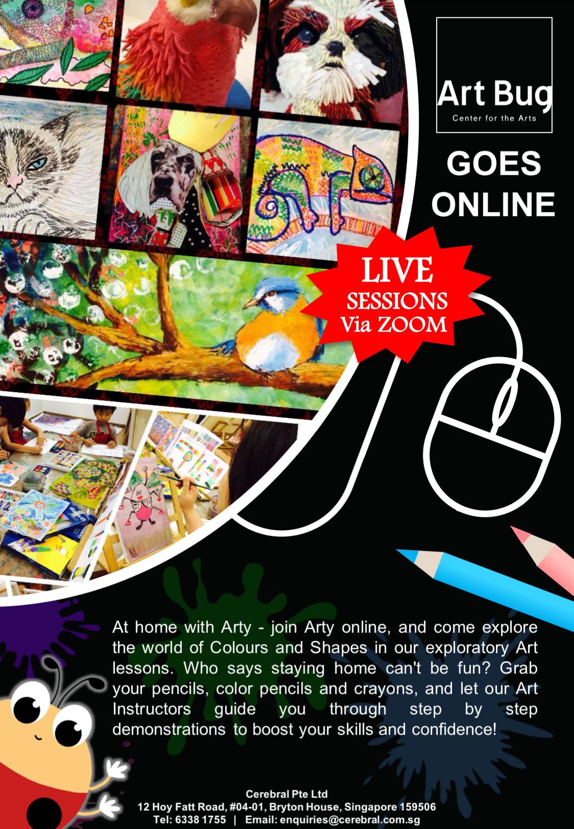 Art Bug Online